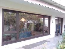 Kunststoff Fenster und Terrassentüren