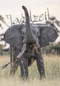 Cover Afrikanischer Elephant, Fotograf Michael Viljoen