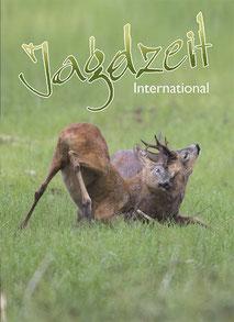 Jagdzeit Band 32, Cover Kämpfende Rehböcke
