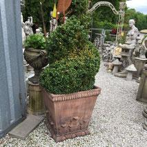 Antiker Stein Pflanzgefaess