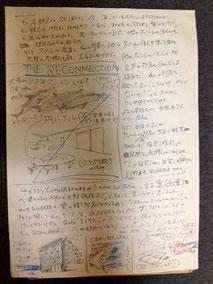 夢日記・スケッチ