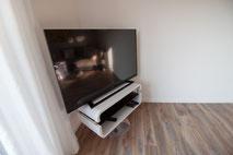 Flachbildschirm mit DVD-Player