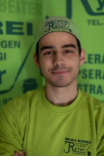 Bruno Ryter, Maler EFZ