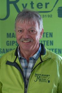 Kobi Ryter, Senior-Chef