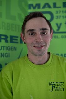 Sascha Michel, Maler EFZ
