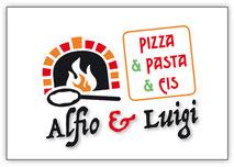 Logo Alfie & Luigi