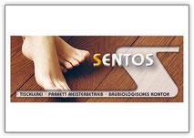 Logo Schreinerei Sentos
