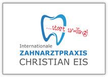 Logo Zahnarzt Christian Eis