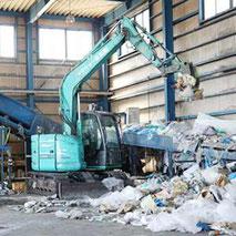 産業廃棄物 収集運搬・中間処理