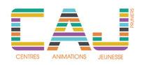 Dans le 1000 Communication - Agence graphique en Loir-et-Cher - Création de logos et de chartes graphiques - Logo de l'association des centres d'animations jeunesse de Pruniers en Sologne