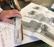 Fachwerkstatt Drücker - Von der Holzauswahl bis zur Planung