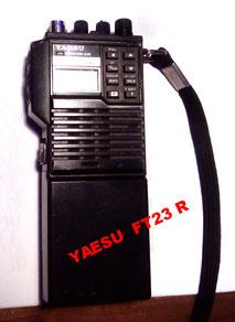 Yaesu ft23R
