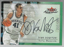 "AUTOGRAPHICS (Fleer ""Authority"") - Silver Edition"