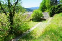 Le hameau de Conches