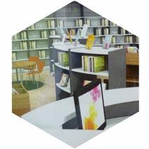 Projektskizze der Schülerbücherei Anröchte