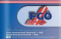 Logo der FGÖ/BHG