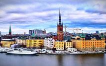 Foto på Stockholm stad