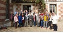 Groupe des adhérents ayant participé à l'A.G. Malot 2016