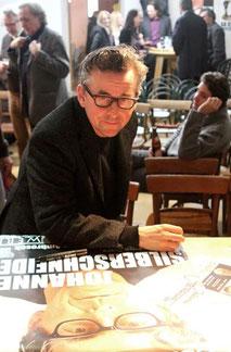 Werkstatt Murberg Lesung 2013 Johannes Silberschneider  liest Herms Fritz 19