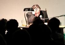 Werkstatt Murberg Lesung 2013 Johannes Silberschneider  liest Herms Fritz 34