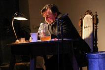 Werkstatt Murberg Lesung 2013 Johannes Silberschneider  liest Herms Fritz 09