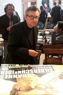 Werkstatt Murberg Lesung 2013 Johannes Silberschneider  liest Herms Fritz 33