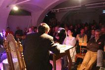 Werkstatt Murberg Lesung 2013 Johannes Silberschneider  liest Herms Fritz 10