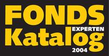Logo Fonds Experten Katalog
