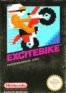 Motorrad Spiele Klassiker:  Excitebike