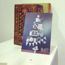 ヘアサロンx10のポストカード