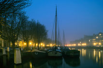 Mistig Dordrecht