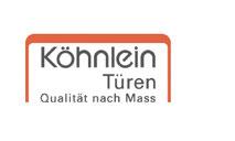Schreiner-Partner Köhnlein Türen