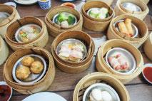 Food Chinatown Ho Chi Minh Vietnam
