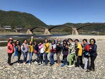 Marina Japanを利用したタイ人観光客の写真