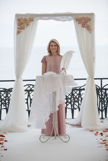 Татьяна - ведущая свадебных церемоний