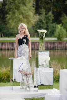 Олеся - ведущая свадебных церемоний