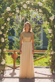 Валентина - ведущая свадебных церемоний