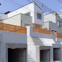 安芸矢野の家Ⅰ・Ⅱ Housu In AkiyanoⅠ・Ⅱ
