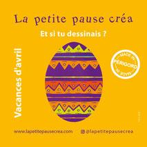 www.lapetitepausecrea.com  Activités créatives pour les 6/12 ans.