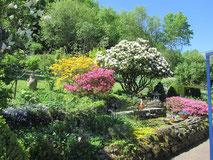Garten Ursel Timinski