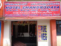 """Un restaurant """"Pure Veg"""""""