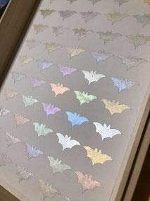 2018.3.1-15箱中居 ミヤケマイ『蝙蝠』のための15の箱(誠光社)