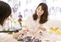 京都でゼロから、紅茶のプロになれる。通信資格教育、オンラインで資格取得。短期取得も可能