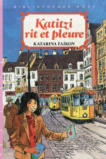 Katitzi rit et pleure, Illustrator François Place, Hachette jeunesse, 1986