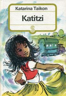 Katitzi, übersetzt von Dr. Gerda Neumann, Illustration: Hanns und Maria Mannhart, Verlag Hermann Schaffstein, 120 Seiten