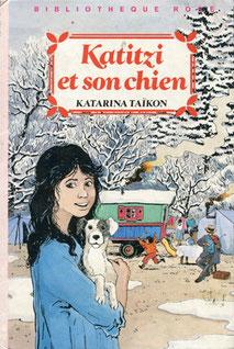 Katitzi et son chien, Illustrator François Place, Hachette jeunesse, 1985
