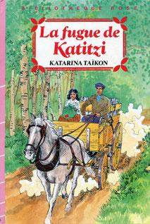 La fugue de Katitzi, Illustrator François Place, Hachette jeunesse, 1986