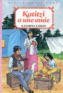 Katitzi a une amie, Illustrator François Place, Hachette jeunesse, 1986