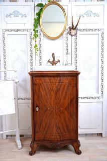 Holz-Waschtisch antik