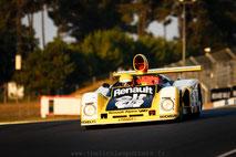Alpine A442b @ Le Mans Classic 2018 - Peter Auto